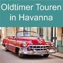 Oldtimer Touren in Havanna